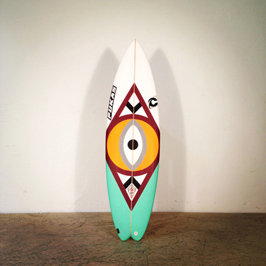 Pukas Surf Surfboards GSpot Shaped by Johnny Cabianca