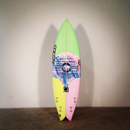 Pukas Surf Surfboards Milady Shaped by Peter Daniels