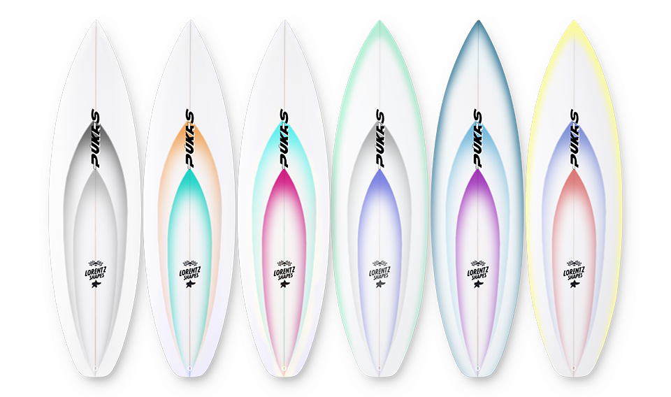 Pukas Surf Surfboards Tasty shaped by Axel Lorentz
