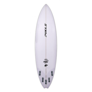 Pukas Surf Surfboards Baby Swallow shaped by Axel Lorentz