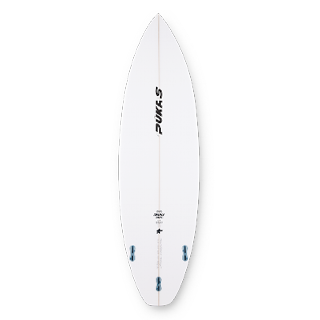 Pukas Surf Surfboards HP Tasty shaped by Axel Lorentz