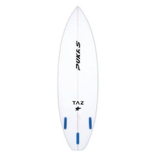 Pukas Surf Surfboards Super Pop shaped by Taz Yassin